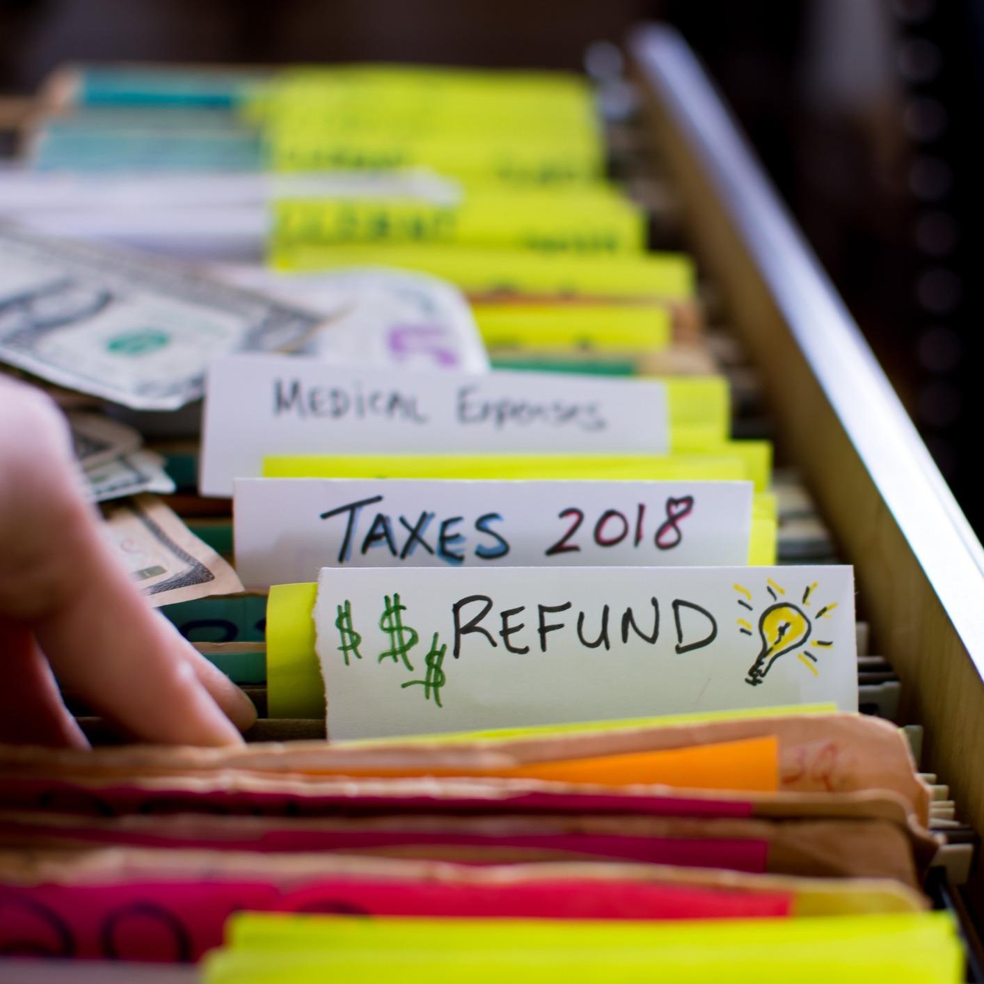 Tax filing system - IQ Credit Union