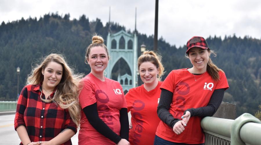 iQCU team picture